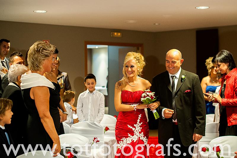 Didac ingrid boda en el hotel ciutat de granollers totfot grafs - Fotografos en granollers ...